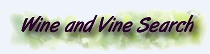 Wine and Vine Search